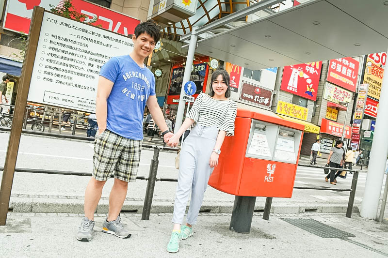 東京自助行程懶人包:探索美食&撿便宜逛街~這樣玩7天 6 夜